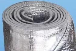 Утеплитель фольгированный изолон: особенности материала и область применения
