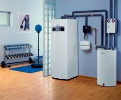 Как работает тепловой насос для отопления дома — схема и видео