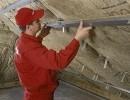 Размеры минеральной ваты: форма выпуска и габариты