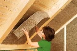 Льняной утеплитель: отличная звуко- и теплоизоляция вашего дома