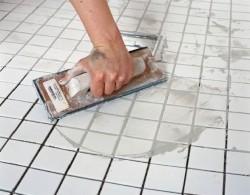 Как класть на пол плитку в кухне, ванной (технология укладки)