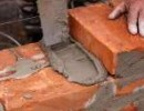 Раствор для кладки кирпича: пропорции и состав