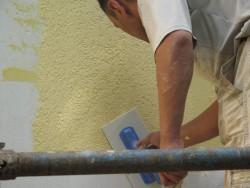 Отделка стен декоративной штукатуркой. Преимущества